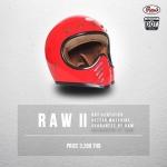 Raw Moto Red