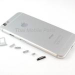 บอดี้ไอโฟน 6 Plus สีขาว