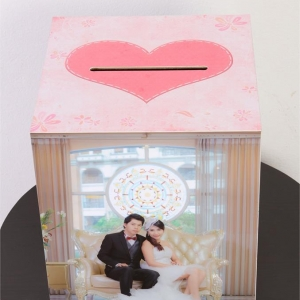 กล่องใส่ซองรูปภาพ แบบ A ขนาด 12x15 นิ้ว