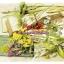 FW022 กระดาษแนพกิ้น 21x30ซม. ลายดอกไม้ thumbnail 1