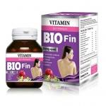 ไบโอ ฟิน วิตามิน อาหารเสริมสำหรับผู้หญิง (Bio Fin Vitamin 3in1 Premium)