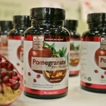 Neocell Pomegranate from the Seed 1000 mg 90 แคปซูล สารสกัดทับทิมเข้มข้น