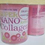 ซุปเปอร์ นาโน คอลลาเจน (Super nano collagen 250,000 mg + Hyaluron x3)