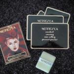 เมอร์เรซกาแป้งพัฟกันน้ำ กันแดดสูตรใหม่ (Merrez'ca Excellent Covering Skin Setting Pressed Powder)