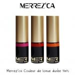 เมอร์เรซกาทิ้น สูตรน้ำ กันน้ำ กันเหงื่อ (MERREZ'CA Couleur de Lonue Dure'e Tints)