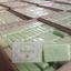 สบู่นัดชากลูต้าเมล่อน สีเขียว (Natcha Gluta Melon White Soap) thumbnail 5