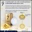 สบู่สกินเซเว่น SKIN 7 SWISS GOLD&DIAMOND BEAUTY SOAP thumbnail 3