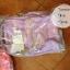 (Genuine) Anello backpack canvas mini pastel colors Lavender สีม่วงอ่อน thumbnail 8