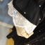 แซกยาว สไตล์ญี่ปุ่น สีดำ ผ้าชีฟองเนื้อดี thumbnail 4