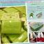 สบู่นัดชากลูต้าเมล่อน สีเขียว (Natcha Gluta Melon White Soap) thumbnail 11