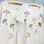 เสื้อคอตตอนลายจุด ปักร่ม ลายจุดสีดำ thumbnail 4
