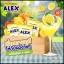 ALEX อเล็กซ์ อาหารเสริมผิวขาวใส รสเลมอน thumbnail 3