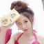 แผ่นเจลมาร์คตา (izzo first Beauty eye patch) thumbnail 1