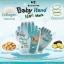 ถุงมือมาร์คบำรุง มือ+เล็บ (MB Guarantee Baby Hand Nail Mask) thumbnail 3