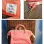 Anello boston canvas mini pastel colors coral สีส้มพาสเทล thumbnail 5