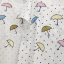 เสื้อคอตตอนลายจุด ปักร่ม ลายจุดสีดำ thumbnail 5
