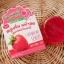สบู่เซรั่มหน้าสด สูตรสตอเบอร์รี่ (Minako Strawberry Serum Soap) thumbnail 1
