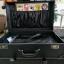 กระเป๋าเดินทางวินเทจ หนังPU สีดำ รุ่น classic แบบ 4 ล้อลาก thumbnail 4