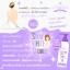 โชว์ไวท์ ชาวเวอร์ ครีมอาบน้ำสูตรอาหรับ (Show white Shower by.Chomnita) thumbnail 3
