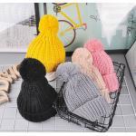 **หมวกกันหนาวตามรูปจุก สีครีม เทา เหลือง ชมพูอ่อน ดำ   5 สีต่อแพค   1-7 ปี   5ชุด/แพ๊ค   เฉลี่ย 75/ชุด