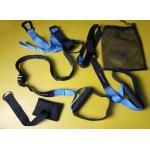เชือกออกกำลังกาย MAXXFiT Supension Trainer Workout Straps สีฟ้า
