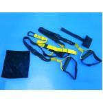 เชือกออกกำลังกาย MAXXFiT Supension Trainer Workout Straps สีเหลือง