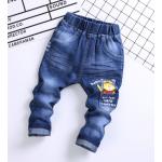 **กางเกงยีนต์ขายาวหมีอวกาศ size= L-4XL | 5ตัว/แพ๊ค | เฉลี่ย 140/ตัว