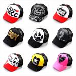 **หมวกคละ 6 ลายตามรูป   คละแบบ   Free Size   6ใบ/แพ๊ค   เฉลี่ย 60/ใบ