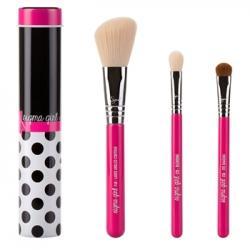 ลด 35 % SIGMA :: Color Pop Brush Kit ชุดแปรงแต่งหน้า 3 ด้าม พร้อมกระบอกเก็บแปรง สีสันสดใส คอเล็คชั่นใหม่จาก Sigma