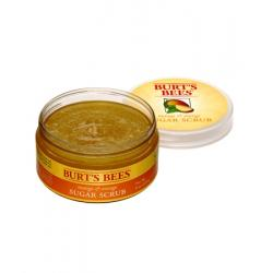 BURT'S BEES :: Burt's bee Mango & Orange Sugar Scrub ผลัดผิวอย่างอ่อนโยน ด้วยผลึกน้ำตาลผสมเปลือกส้มและมะม่วง ผิวอ่อนเยาว์
