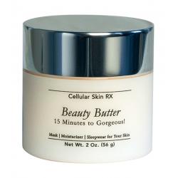 ลด 25 % CELLULAR SKIN RX :: Beauty Butter มาสก์ดูดสารพิษ Swiss Garden Cress เต็มไปด้วยวิตามิน A, C และ K ช่วยซ่อมแซมเซลล์ผิว ผิวยืดหยุ่น กระชับ เนียนขึ้น
