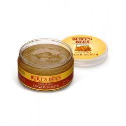 BURT'S BEES :: Burt's bee Honey & Shea Sugar Scrub สครับผิวกลิ่นหอมหวานน้ำผึ้ง เพื่อผิวนุ่มเรียบเนียน กระจ่างใสทั้งวัน
