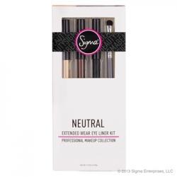 ลด 30 % SIGMA :: Extended Wear Eye Liner Kit - Neutral อายไลเนอร์ชุด 3 ด้าม พร้อมแปรง E21 โทนธรรมชาติ
