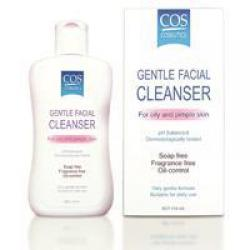 COS COSEUTICS :: Gentle Facial Cleanser For Oily And Pimple skin เจลล้างหน้าสูตรอ่อนโยน สำหรับผิวผสม ผิวมัน เป็นสิว