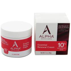 ลด 27 % ALPHA HYDROX :: Essential Renewal Cream 10% AHA ปรับผิวขาว เผยผิวใส สำหรับผิวธรรมดา เคยออกรายการ โอปราห์ และ DR.OZ