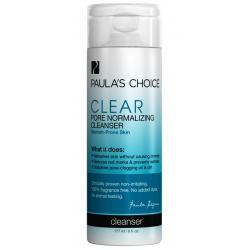 ลด 25 % PAULA'S CHOICE :: Clear Pore Normalizing Cleanser เจลล้างหน้า ลดการอุดตัน ลดรอยแดง สำหรับผิวที่เป็นสิว