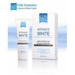COS COSEUTICS :: Intensive White เผยผิวขาวกระจ่างใส ผิวกระชับชุ่มชื่น เรียบ เนียนนุ่มน่าสัมผัส ควบคุมความมัน