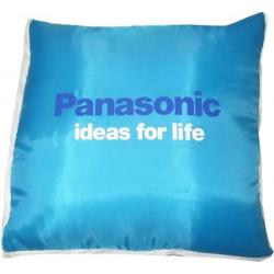 หมอนผ้าห่ม สกรีนโลโก้ Panasonic