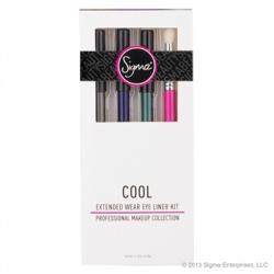 ลด 30 % SIGMA :: Extended Wear Eye Liner Kit - Cool อายไลเนอร์ชุด 3 ด้าม พร้อมแปรง E30 โทนเท่ มั่น