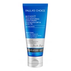ลด 25 % PAULA'S CHOICE :: Resist Skin Restoring Moisturizer with SPF 50 ครีมบำรุงที่อุดมไปด้วยสารต่อต้านอนุมูลอิสระเติมความชุ่มชื้นและปกป้องผิว ด้วย Niacinamide, Shea Butter และ licolic ที่ช่วยให้ผิวดูอ่อนวัยขึ้น