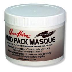 ลด 31 % QUEEN HELENE :: Mud Pack Masque with Natural English Clay มาส์กทำความสะอาดรูขุมขน ผ่อนคลายกล้ามเนื้อ แบบกระปุก