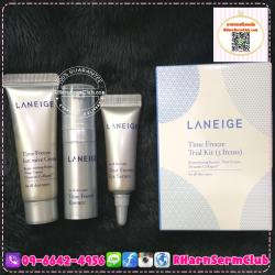 LANEIGE Time Freeze Trial Kit 3 Items