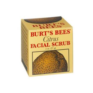 BURT'S BEES :: Burt's bee Citrus Facial Scrub สครับผิวหน้าอย่างอ่อนโยน