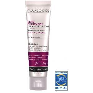 ลด 20 % PAULA'S CHOICE :: Skin Recovery Daily Moisturizing Lotion SPF 30 โลชั่นผสานสารกันแดด สำหรับผิวแห้ง หรือแพ้ง่าย
