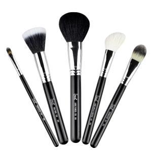ลด 41 % SIGMA :: Basic Face Kit แปรงแต่งหน้าชุด 5 ชิ้น ดูรายละเอียดด้านใน