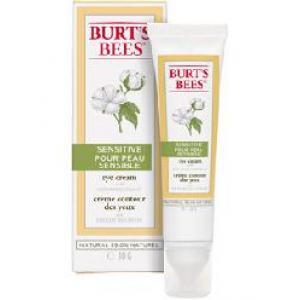 SALE 40% OFF :: BURT'S BEES :: Burt's bee Sensitive Eye Cream ครีมบำรุงรอบดวงตา สูตรอ่อนโยน มอบความชุ่มชื่น ลดการระคายเคือง