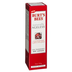 BURT'S BEES :: Burt's bee Naturally Ageless Line Diminishing Day Lotion โลชั่นลดเลือนริ้วรอย ด้วยคุณค่าจากผลทับทิม