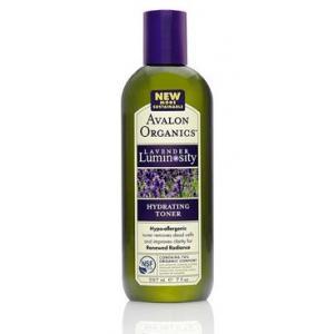 ลด 30 % AVALON ORGANICS :: Lavender Luminosity - Hydrating Toner โทเนอร์มอบความชุ่มชื่น ต่อต้านอนุมูลอิสระ ปรับผิวให้ขาวขึ้น