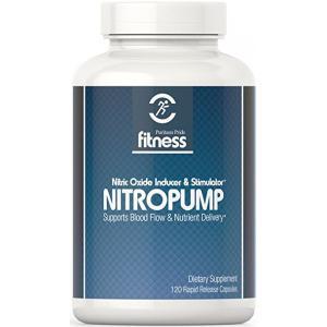 Puritan's Pride Fitness NitroPump 1000 / 120 Capsules