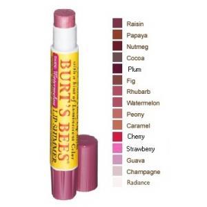 BURT'S BEES :: Burt's bee Lip Shimmer จูบแห่งสีสันด้วยชิมเมอร์ วาววับ ให้ความชุ่มชื้น มี 15 เฉดสีเร้าใจ